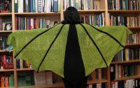 Dragon Wings Shawl